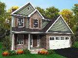 Photo 3 Bed, 2 Bath New Home plan in Red Lion, PA