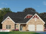 Photo 3 Bed, 2 Bath New Home plan in Noblesville, IN