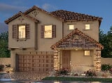 Photo 4 Bed, 2 Bath New Home plan in Phoenix, AZ