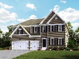 Photo 4 Bed, 2 Bath New Home plan in Pataskala, OH