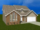 Photo 3 Bed, 2 Bath New Home plan in Cedar Lake, IN