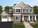 Photo 4 Bed, 2 Bath New Home plan in Bel Air, MD