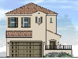 Photo 3 Bed, 3 Bath New Home plan in Chandler, AZ