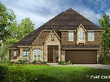 Photo 4 Bed, 3 Bath New Home plan in Waxahachie, TX