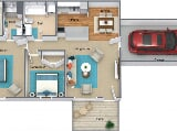 Photo Residence at Newark - 2 Bedroom/2 Bathroom w/1...
