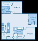 Photo Orchard Hills - Two bedroom, Two Bath