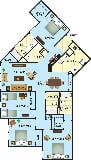Photo Osceola Bend Apartment Homes - Orchid