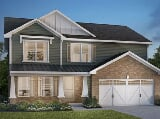 Photo 4 Bed, 2 Bath New Home plan in New Haven, IN