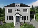 Photo 3 Bed, 2 Bath New Home plan in Charlotte, MI