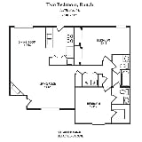 Photo The Villas at Kingswood - 2B, 1.5B - Ranch -...