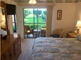 Photo 5 miles to 5th - pool - furnished - golf course...