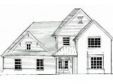 Photo 4 Bed, 3 Bath New Home plan in Helena, AL