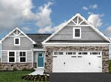 Photo 3 Bed, 2 Bath New Home plan in Monroeville, PA