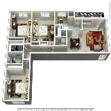 Photo Gateway Gardens - 3Bedroom 2Bathroom