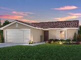 Photo 3 Bed, 2 Bath New Home plan in Merced, CA