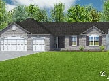 Photo 3 Bed, 2 Bath New Home plan in Saint Charles, MO