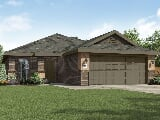 Photo 3 Bed, 2 Bath New Home plan in Midland, TX