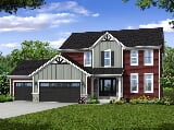 Photo 4 Bed, 2 Bath New Home plan in Waukesha, WI