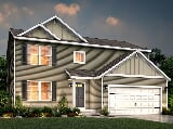 Photo 4 Bed, 2 Bath New Home plan in Richland, MI