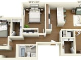 Photo The Belmont by Reside Flats - 3 Bedroom - 2 Bath