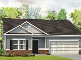 Photo 3 Bed, 2 Bath New Home plan in Mount Olive, AL