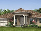 Photo 4 Bed, 3 Bath New Home plan in West Palm Beach, FL
