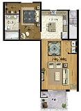 Photo Taiko Village - 1 Bedroom 1 Bath
