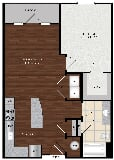 Photo Tapestry Largo Station - 1 BED 1 BATH A