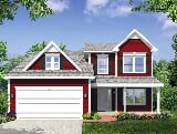 Photo 3 Bed, 2 Bath New Home plan in Ballston Lake, NY