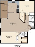 Photo The Crossings at St. Charles - 2 Bedroom - 2...