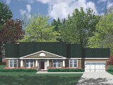 Photo 3 Bed, 2 Bath New Home plan in Irwin, PA