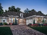 Photo 3 Bed, 2 Bath New Home plan in Oxford, MS