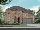Photo 4 Bed, 3 Bath New Home plan in Denison, TX