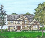 Photo 4 Bed, 3 Bath New Home plan in South Lyon, MI