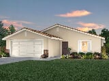 Photo 4 Bed, 2 Bath New Home plan in Merced, CA