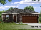 Photo Brand New Home in San Antonio, TX. 3 Bed, 2 Bath