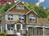 Photo 3 Bed, 2 Bath New Home plan in Pittsford, NY