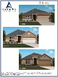 Photo 4 Bed, 2 Bath New Home plan in Crandall, TX