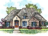 Photo 3 Bed, 2 Bath New Home plan in Metairie, LA