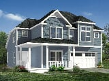 Photo 4 Bed, 3 Bath New Home plan in South Weymouth, MA