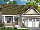 Photo 2 Bed, 2 Bath New Home plan in Canandaigua, NY