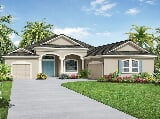 Photo 3 Bed, 3 Bath New Home plan in Sarasota, FL