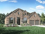 Photo 4 Bed, 3 Bath New Home plan in Iowa Colony, TX