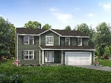 Photo 3 Bed, 2 Bath New Home plan in Greensburg, PA