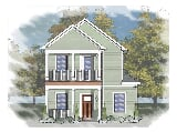 Photo 3 Bed, 3 Bath New Home plan in Pike Road, AL