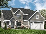 Photo 3 Bed, 2 Bath New Home plan in Bethalto, IL