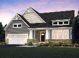 Photo 3 Bed, 2 Bath New Home plan in Dublin, OH