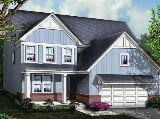Photo 4 Bed, 2 Bath New Home plan in Howell, MI
