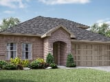 Photo 4 Bed, 2 Bath New Home plan in Haslet, TX