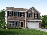 Photo 4 Bed, 2 Bath New Home plan in Beaver, PA